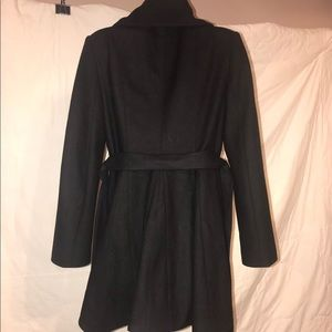 NWOT Alice+oliva Black trench coat